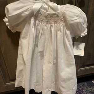 New born baby gown